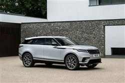 Car review: Land Rover Range Rover Velar