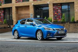 Car review: Lexus CT 200h