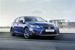 Car review: Lexus CT200h F Sport
