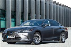 Car review: Lexus ES