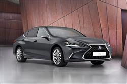 Car review: Lexus ES