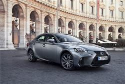 Car review: Lexus IS