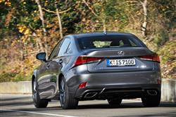 New Lexus IS 200t review