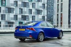 New Lexus IS 300h review