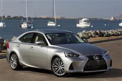 Car review: Lexus IS 300h Executive Edition