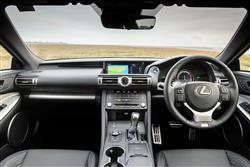 New Lexus RC review