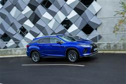 New Lexus RX review