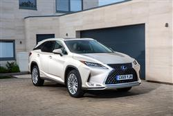 Car review: Lexus RX L