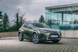 Car review: Lexus UX 300e
