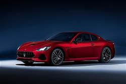 Car review: Maserati GranTurismo