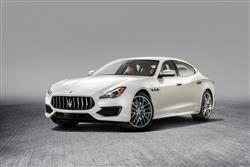 New Maserati Quattroporte review