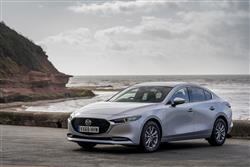 Car review: Mazda3 Saloon