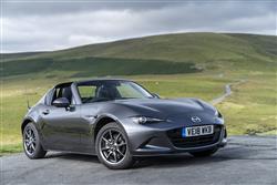 Car review: Mazda MX-5 RF