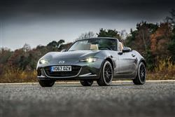Car review: Mazda MX-5 Z-Sport