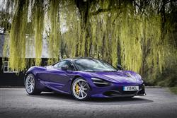 Car review: McLaren 720S