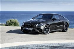 Car review: Mercedes-AMG E 53 4MATIC+ Coupe