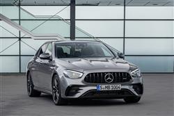 Car review: Mercedes-AMG E 53 4MATIC+ Saloon/Estate