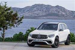 Car review: Mercedes-AMG GLC 63 4MATIC+