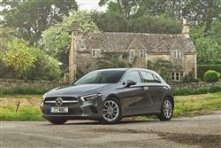 Car review: Mercedes-Benz A 200