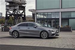 Car review: Mercedes-Benz A-Class Saloon