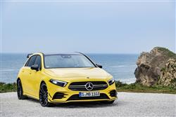 Car review: Mercedes-AMG A 35 4MATIC
