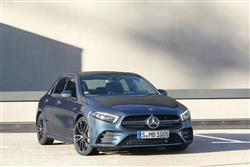 Car review: Mercedes-AMG A 35 4MATIC Saloon
