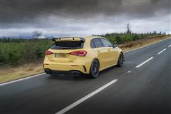 New Mercedes-AMG A 45 S 4MATIC+ review