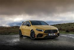 Car review: Mercedes-AMG A 45 S 4MATIC+