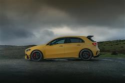 Mercedes-AMG  A 45 S 4MATIC+ 25/10/2021 image