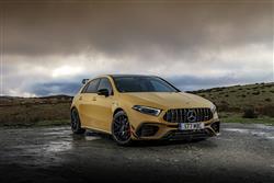 Car review: Mercedes-AMG A 45 S 4MATIC+