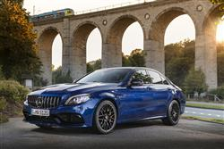 Car review: Mercedes-AMG C 63