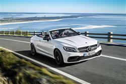 Car review: Mercedes-AMG C 63 Cabriolet