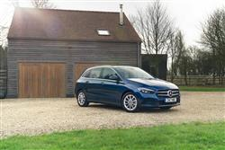 Car review: Mercedes-Benz B-Class