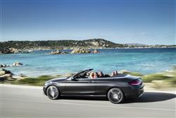 New Mercedes-Benz C-Class Cabriolet review