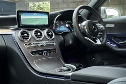 New Mercedes-Benz C-Class Estate review