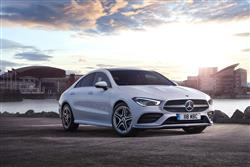 Car review: Mercedes-Benz CLA Coupe