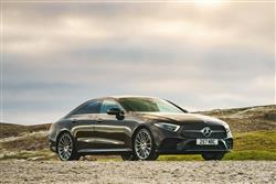 Car review: Mercedes-Benz CLS