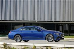 CLS AMG COUPE Image