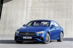 Car review: Mercedes-Benz CLS