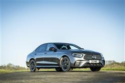 Car review: Mercedes-Benz E300 de
