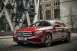 Car review: Mercedes-Benz E-Class