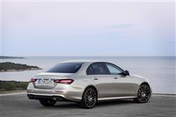 New Mercedes-Benz E-Class review