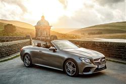 Car review: Mercedes-Benz E-Class Cabriolet