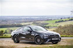 Car review: Mercedes-Benz E-Class Coupe