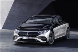 Car review: Mercedes-Benz EQS