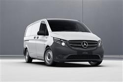 Van review: Mercedes-Benz eVito