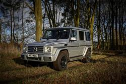 Car review: Mercedes-Benz G-Class