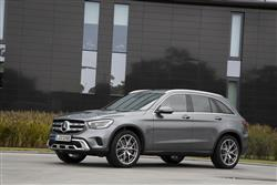 Car review: Mercedes-Benz GLC 300e