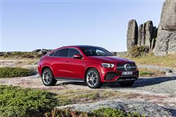 Car review: Mercedes-Benz GLE Coupe
