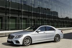 Car review: Mercedes-Benz S-Class